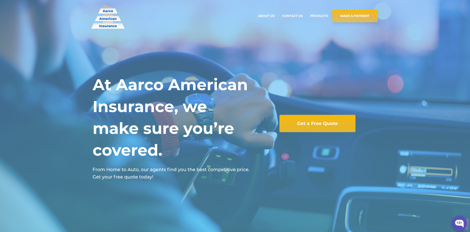 new aarco website